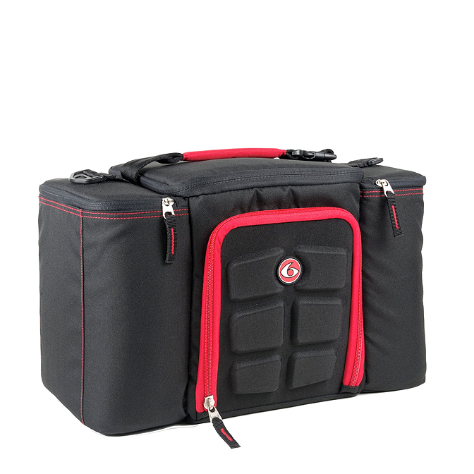 6 Pack Fitness - Innovator Bag - 3 Tray