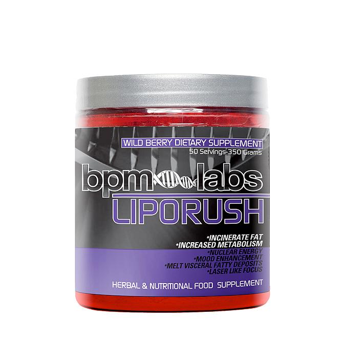 BPM Labs - Lipo Rush 50 servings