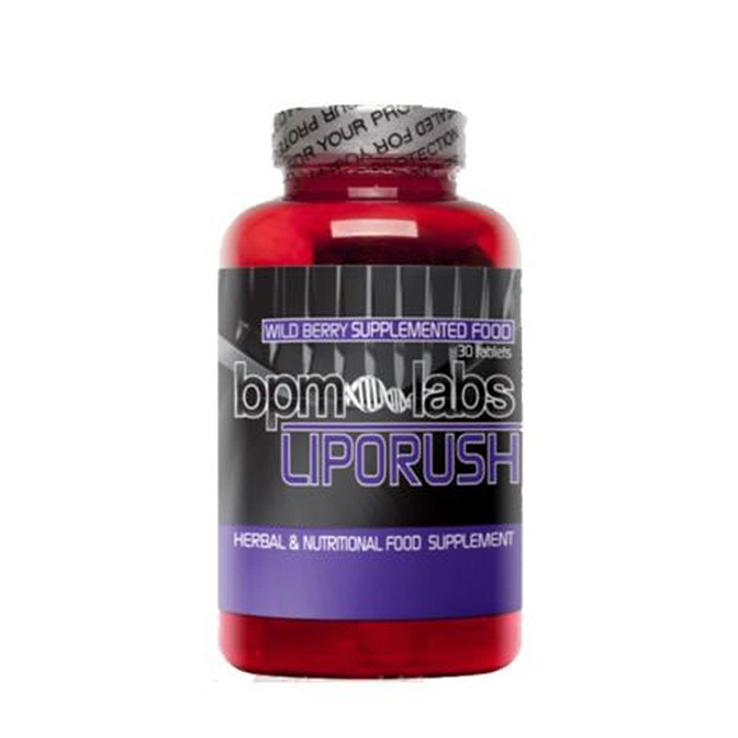 BPM Labs - Liporush 30capsules