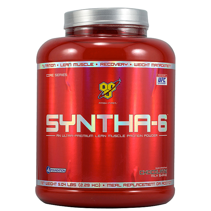 BSN - Syntha 6 supplements