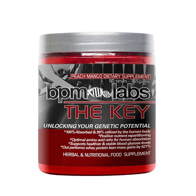 Bpm Labs - The Key 90 servings - 765g