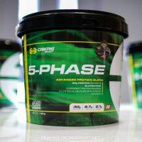 Cyborg Sports – 5-Phase 1.5kg (3.3lbs)