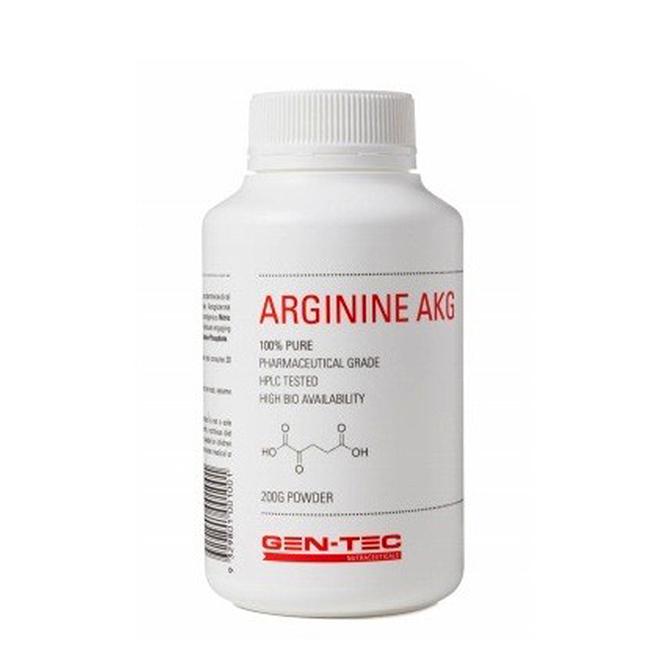 GEN-TEC - Arginine AKG 200g