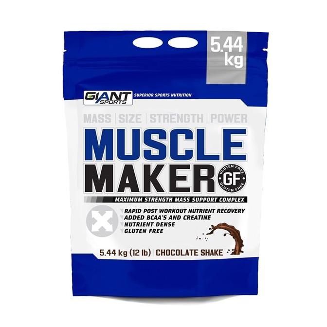 Giant - Muscle Maker 5.44kg  12lb