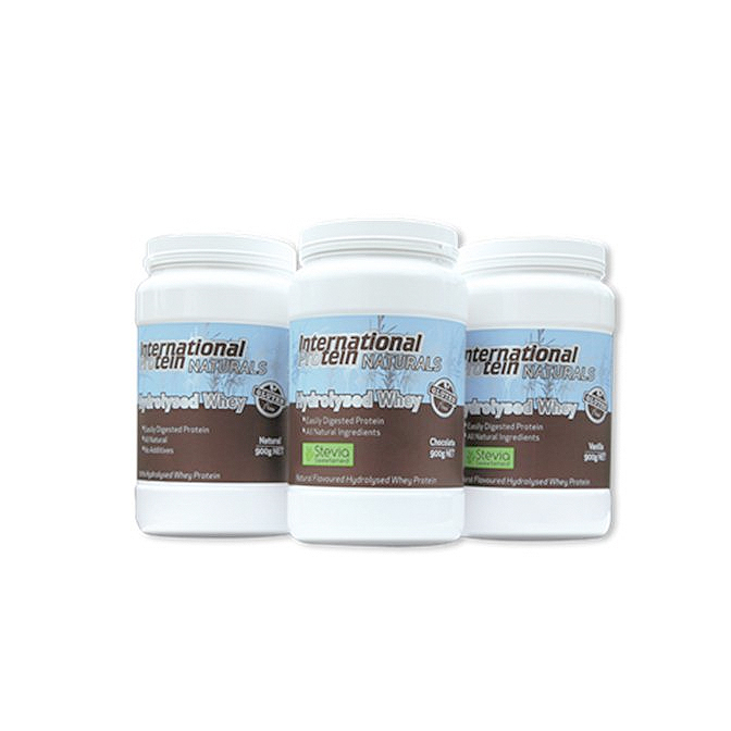 International - Hydrolysed 900g