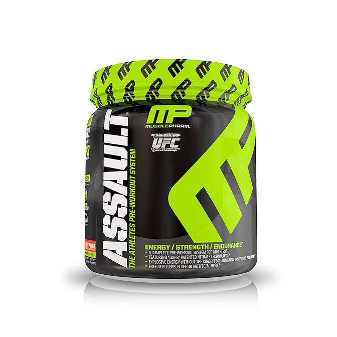 Muscle Pharm - Assault 30serves