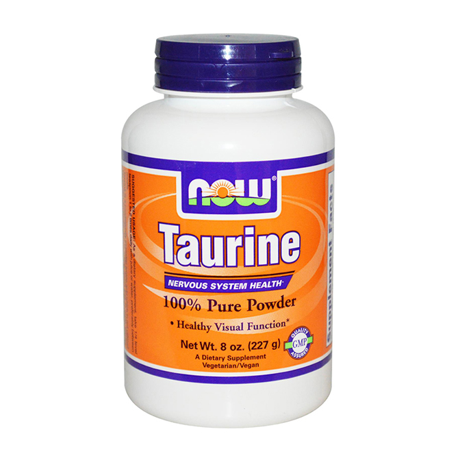 NOW - Taurine 227g