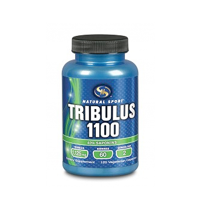 Natural Sport - Tribulus 1100 - 60caps