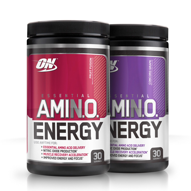 Optimum – Amino Energy 30serves