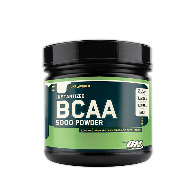 Optimum - BCAA 5000 powder 380g