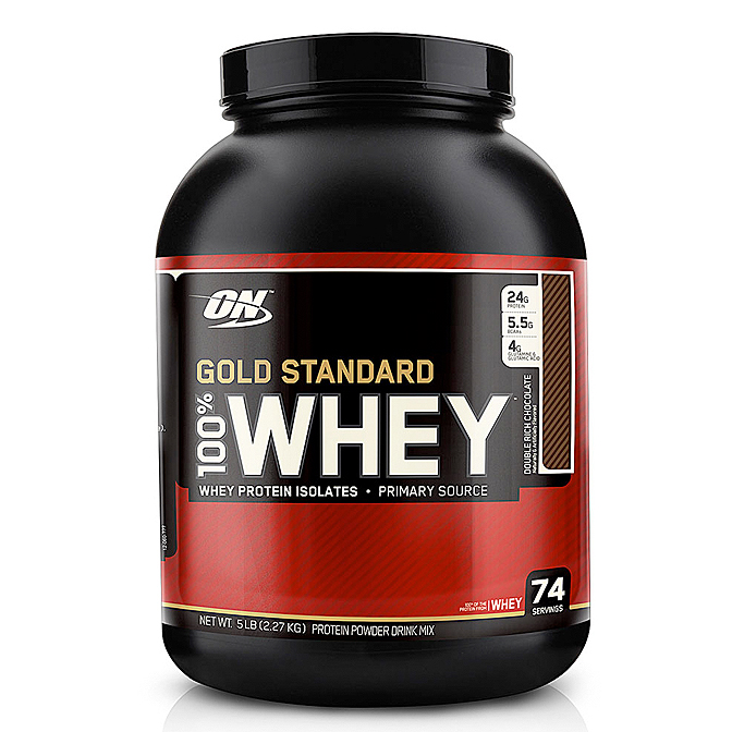 Optimum – Gold Standard 2.2kg (5lbs)