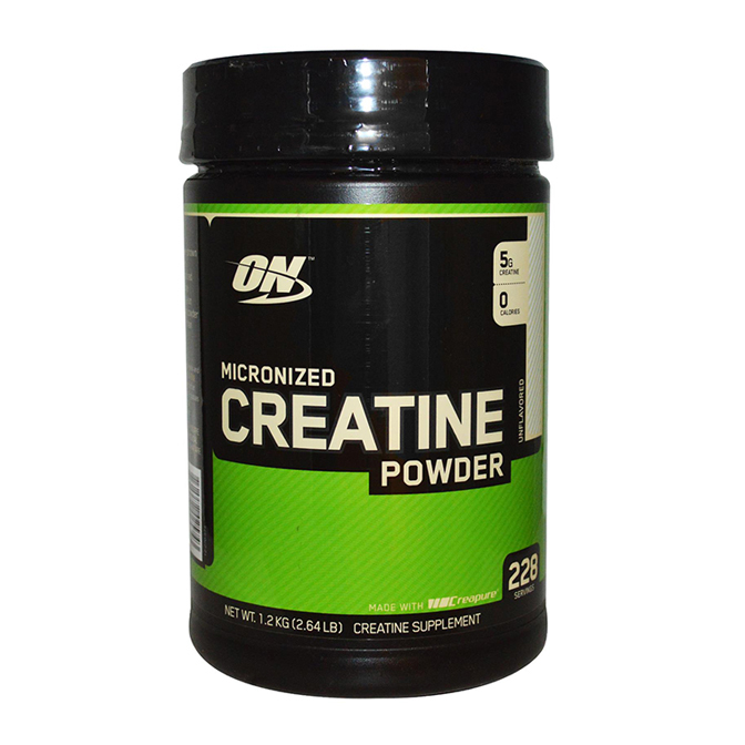 Optimum - Micronised Creatine 1.2kg - Unflavoured