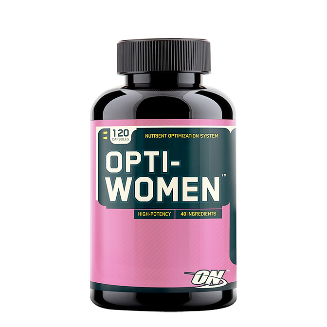 Optimum - Opti-women 120caps