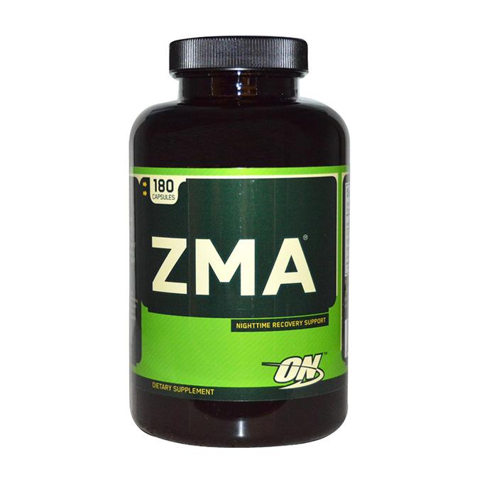 Optimum - ZMA 180caps