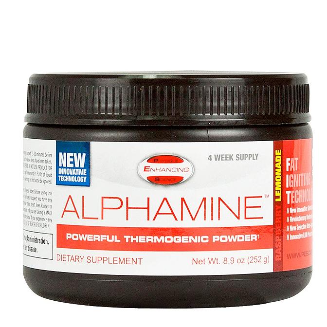 PES - Alphamine 42serves
