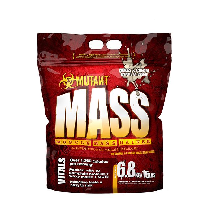 PVL - Mutant Mass - 6.8kg (15lbs)