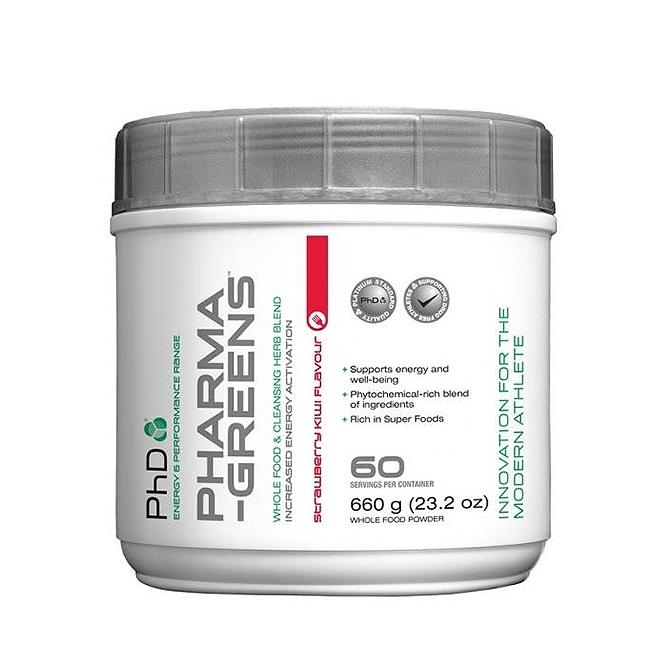 PhD - Pharma Greens 60 servings