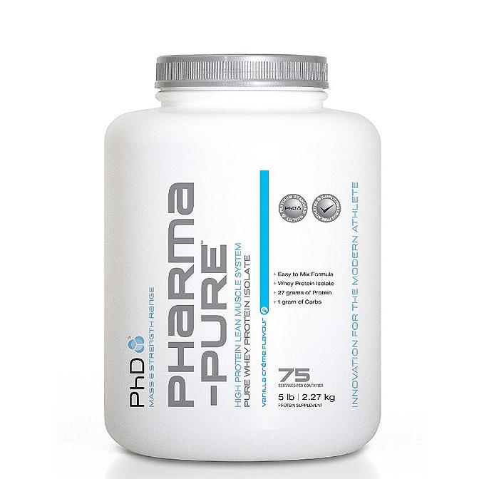 PhD - Pharma-Pure 2.2kgs (5lbs)