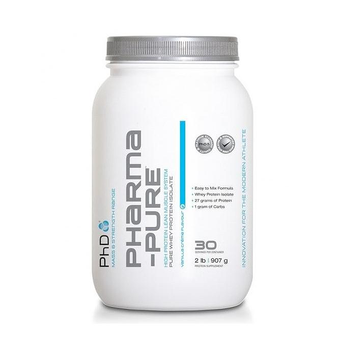 PhD - Pharma-Pure 900g (2lbs)