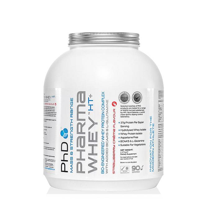 PhD - Pharma-Whey 2.28kg (5lbs)