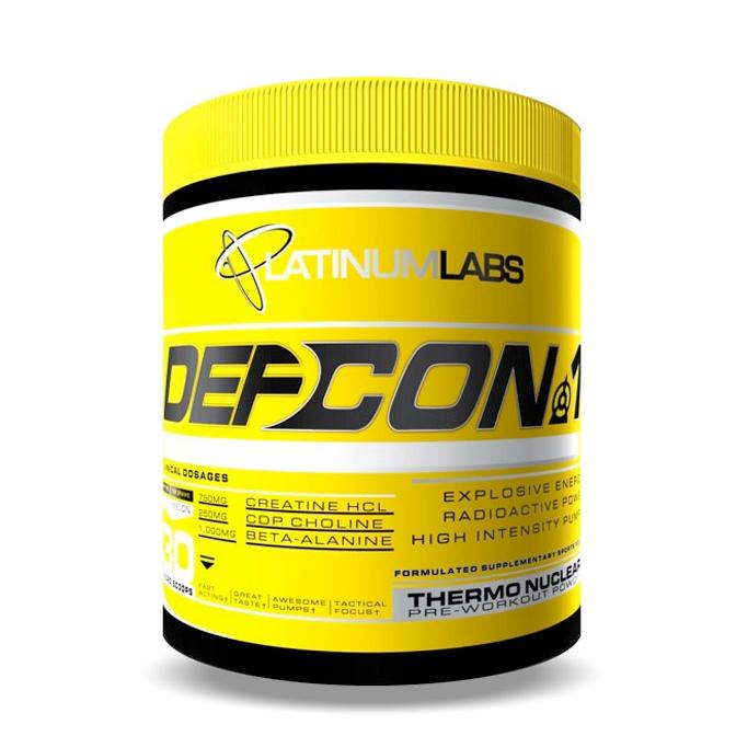 Platinum Labs - Defcon1