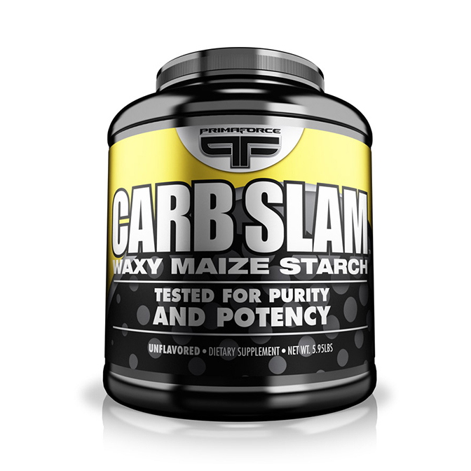 Primaforce - Carb Slam (Waxy Maize) - 2.7kg (5.97lbs)
