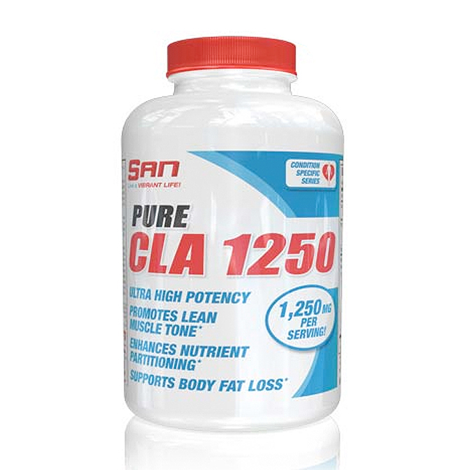 SAN - Pure CLA 1250 - 90caps