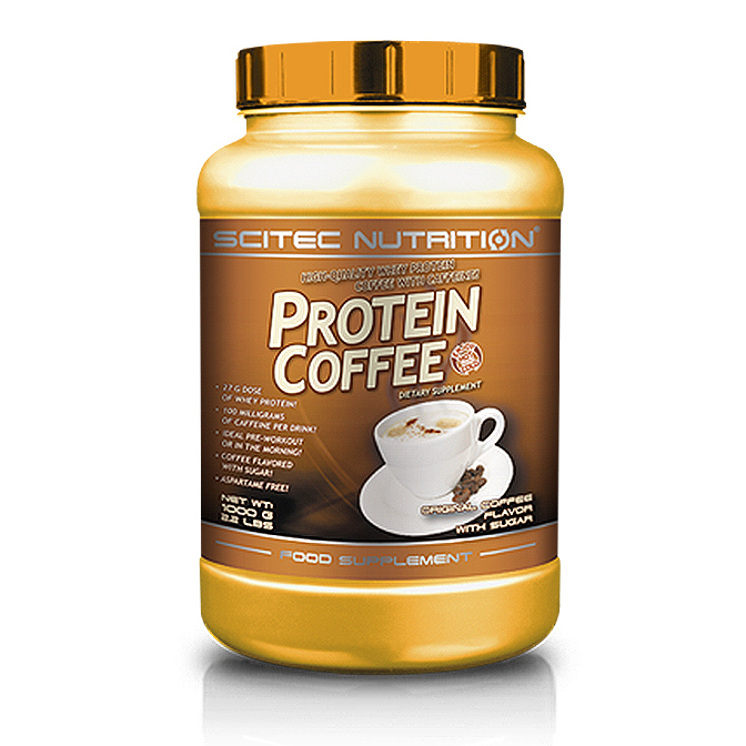 SCITEC - Protein Coffee 1kg (2.2lbs)