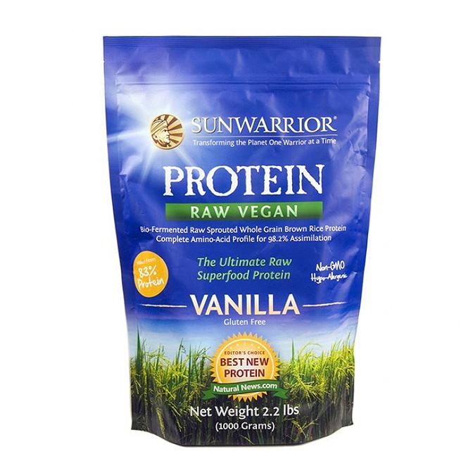 Sunwarrior - Rice Protein 1kg