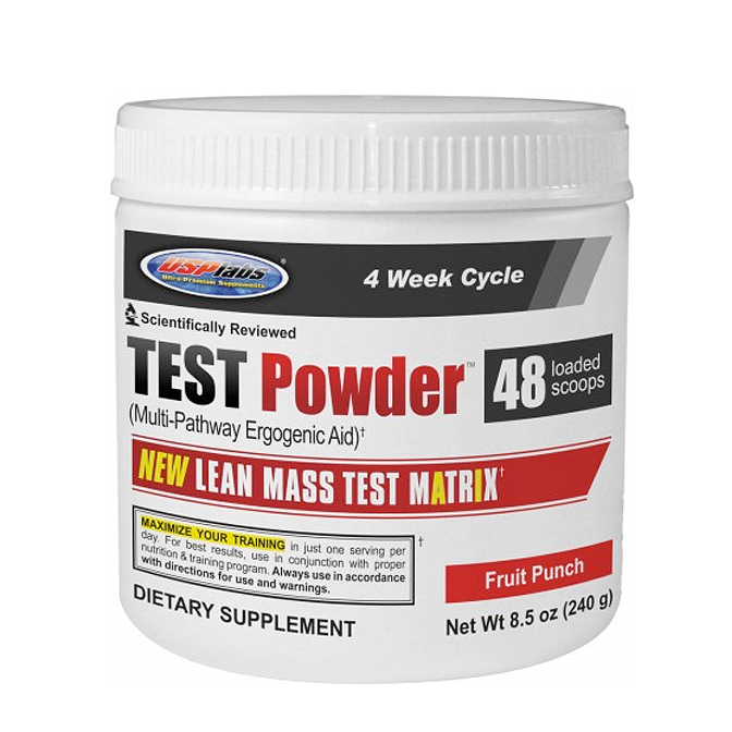 USP Labs - Test Powder 240g
