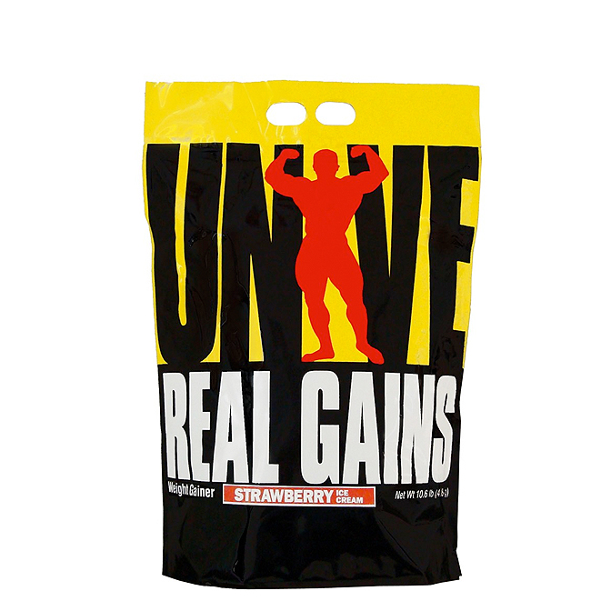 Universal - Real Gains 4.8kg (10.6lbs)