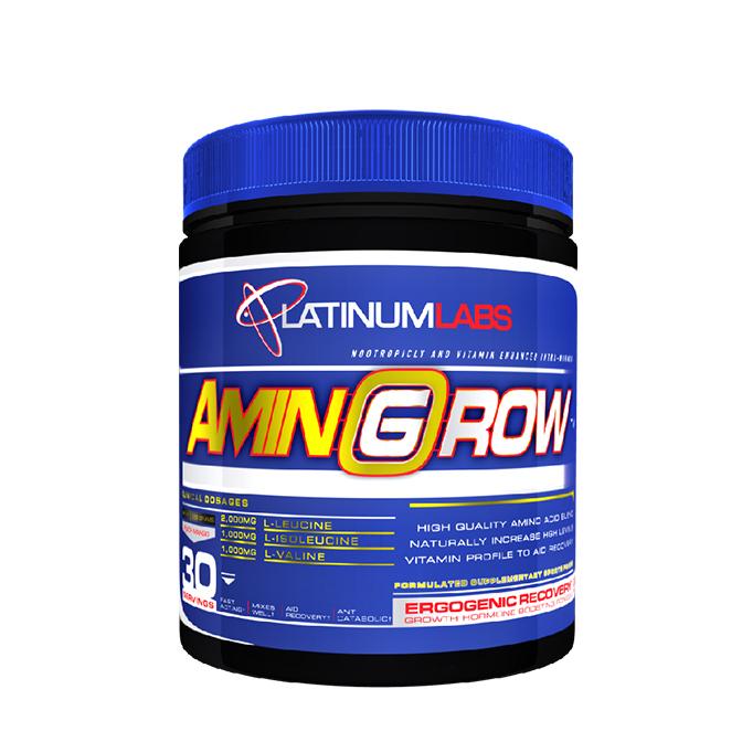 Platinum Labs - AminoGrow - 30 servings