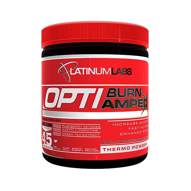 Platinum Labs - Optiburn Amped - 30 servings