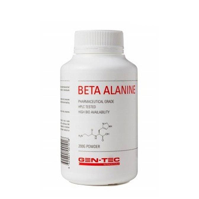 GEN-TEC - Beta Alanine 200g