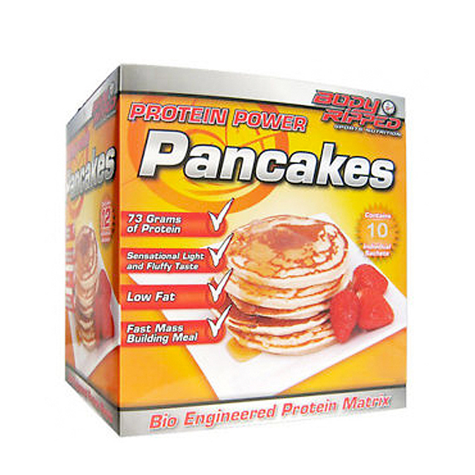 Body Ripped - Pancakes 100g packet