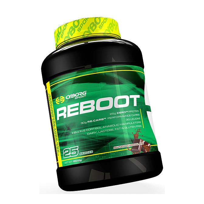 Cyborg - Reboot 1.45kg - 25servings