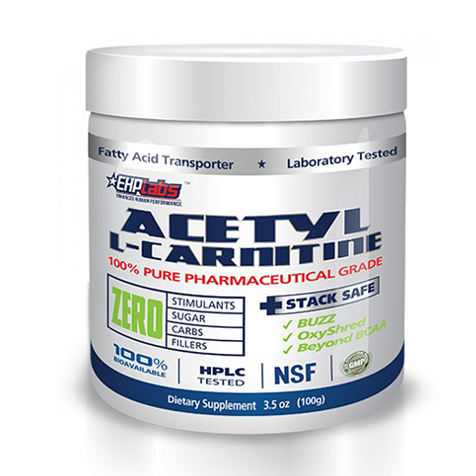 EHPLabs - Acetyl L-Carnitine 100g