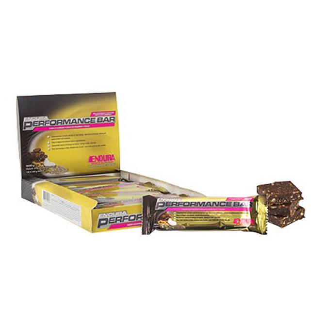 Endura - Performance Bar 60g - Box of 12 bars