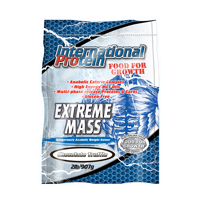 International - Extreme Mass 907g