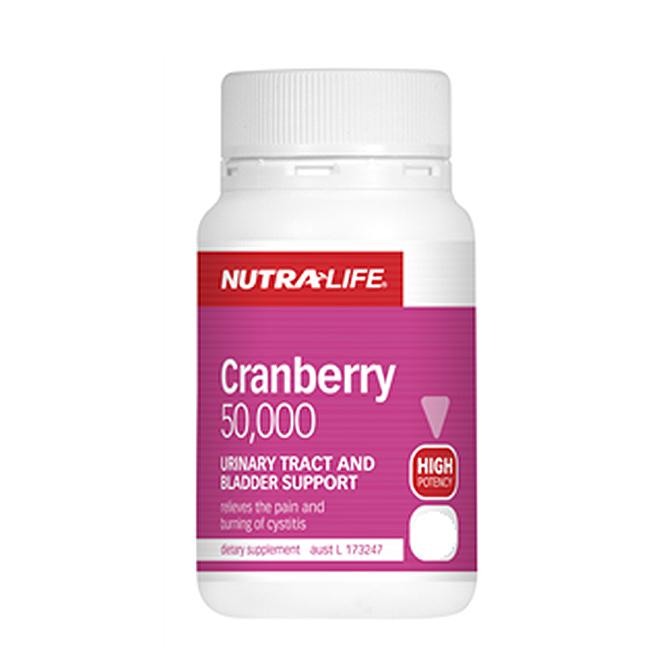 NutraLife - Cranberry 50,000 - 50 capsules