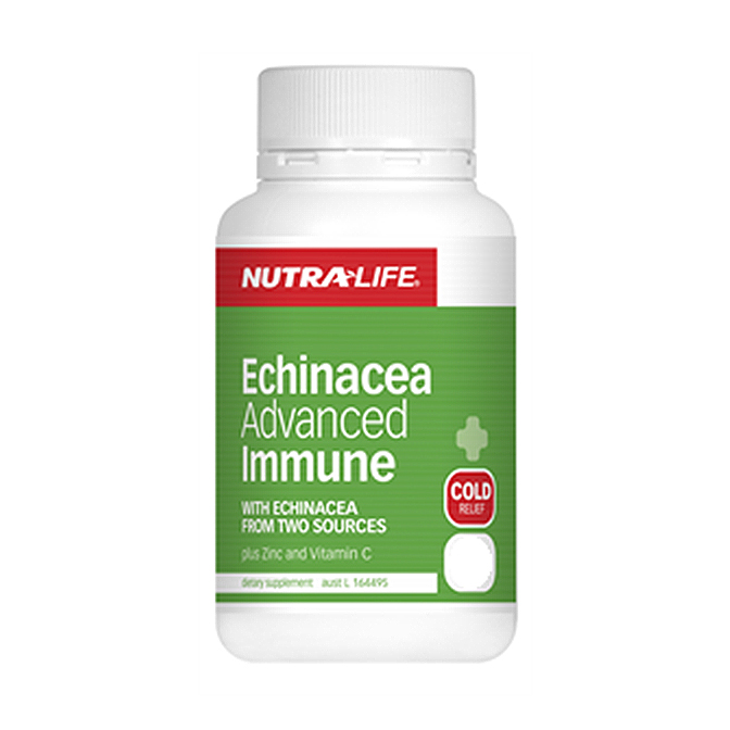 NutraLife - Echinacea Advanced Immune - 30 tablets