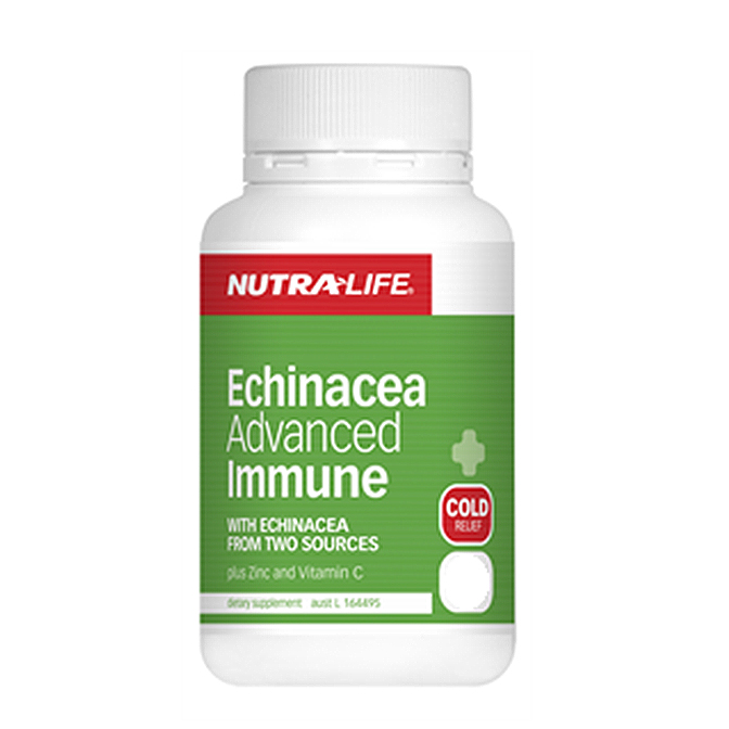 NutraLife - Echinacea Advanced Immune - 60 tablets
