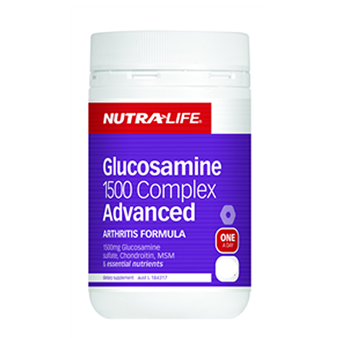 NutraLife - Glucosamine 1500 Complex Advance - 90 tablets
