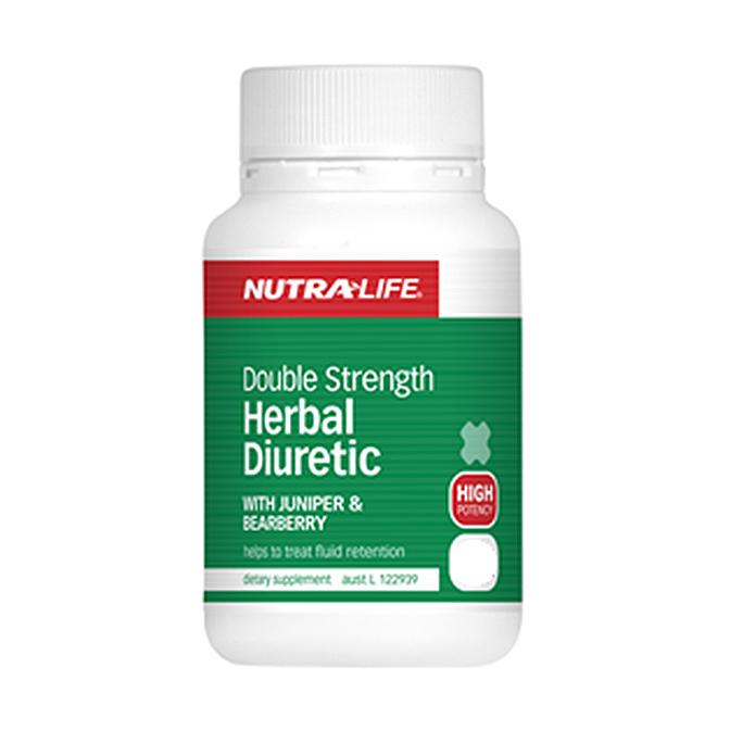 NutraLife - Herbal Diuretic - 120 capsules