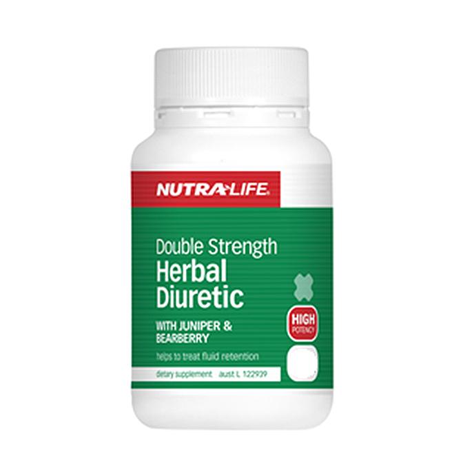 NutraLife - Herbal Diuretic - 60 capsules
