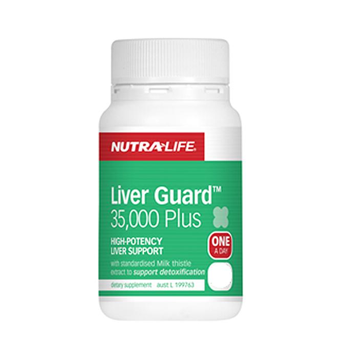 NutraLife - Liver Guard 35,000 - 100 capsules