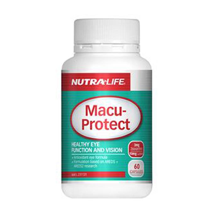 NutraLife - Macu-Protect - 60 capsules