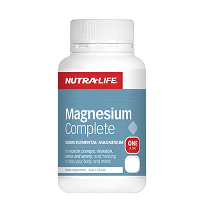 NutraLife - Magnesium Complete - 100 capsules