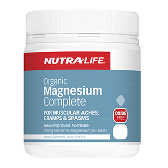 NutraLife - Magnesium Complete - 180 tablets