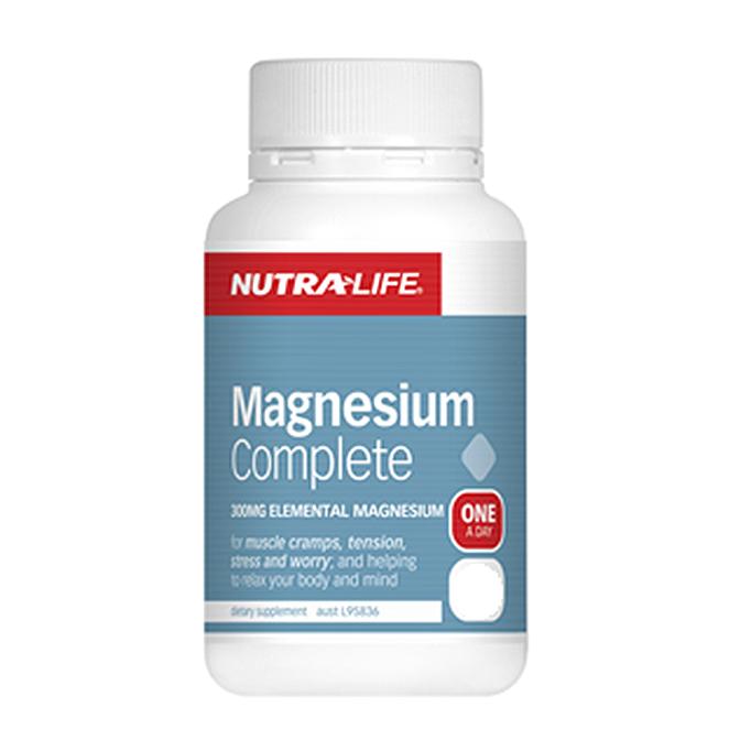 NutraLife - Magnesium Complete - 250 capsules